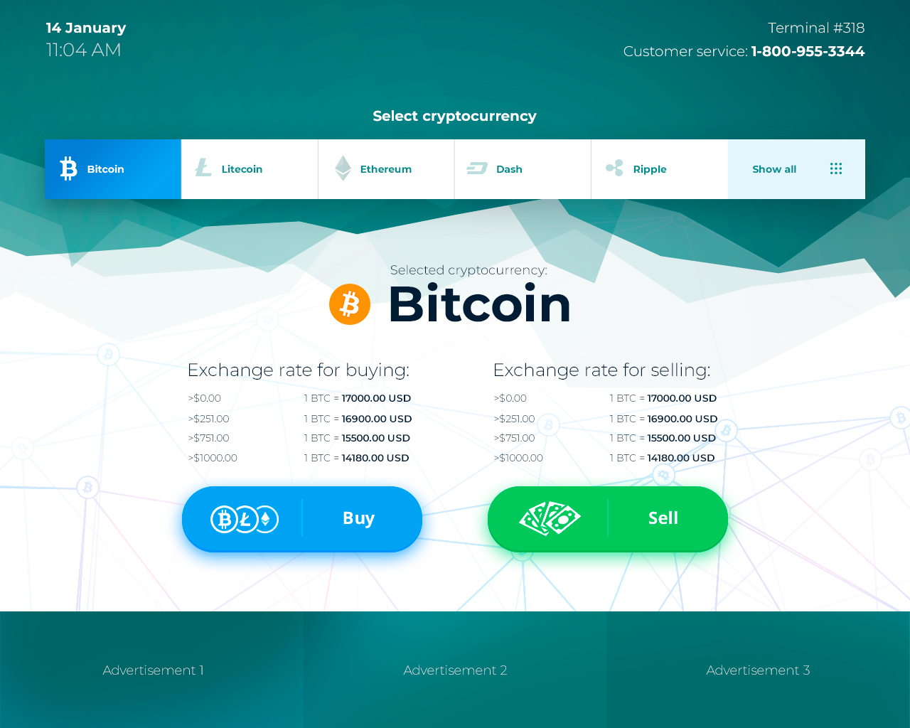 prekyba investimento bitcoin